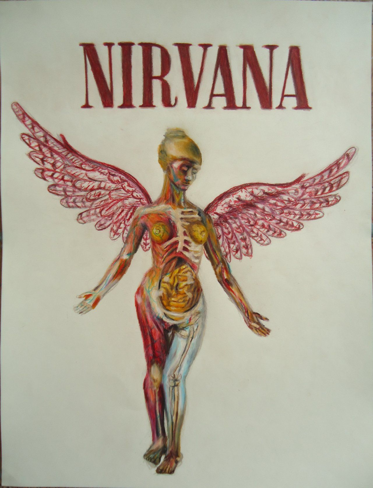 Wallpaper nirvana in utero