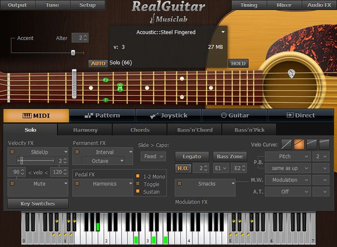 Realguitar By Musiclab Guitar Music Software Music Making Software