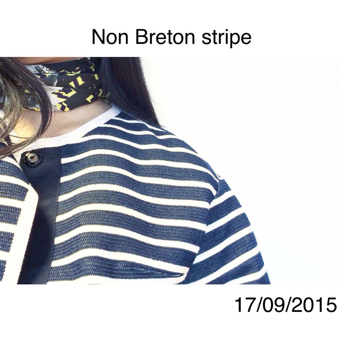 Non Breton stripe
