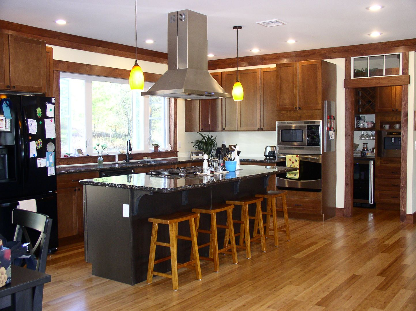 Legacy Wood Shaker Cabinetry, Maybe Toast Or Amaretto?