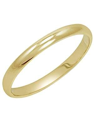 Jewels By Lux Cobalt Flat Satin 7mm Band