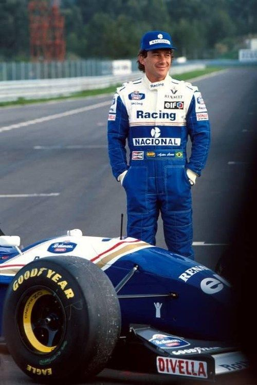 Ayrton Senna Williams Renault 1994 Family Office Roth Remembers