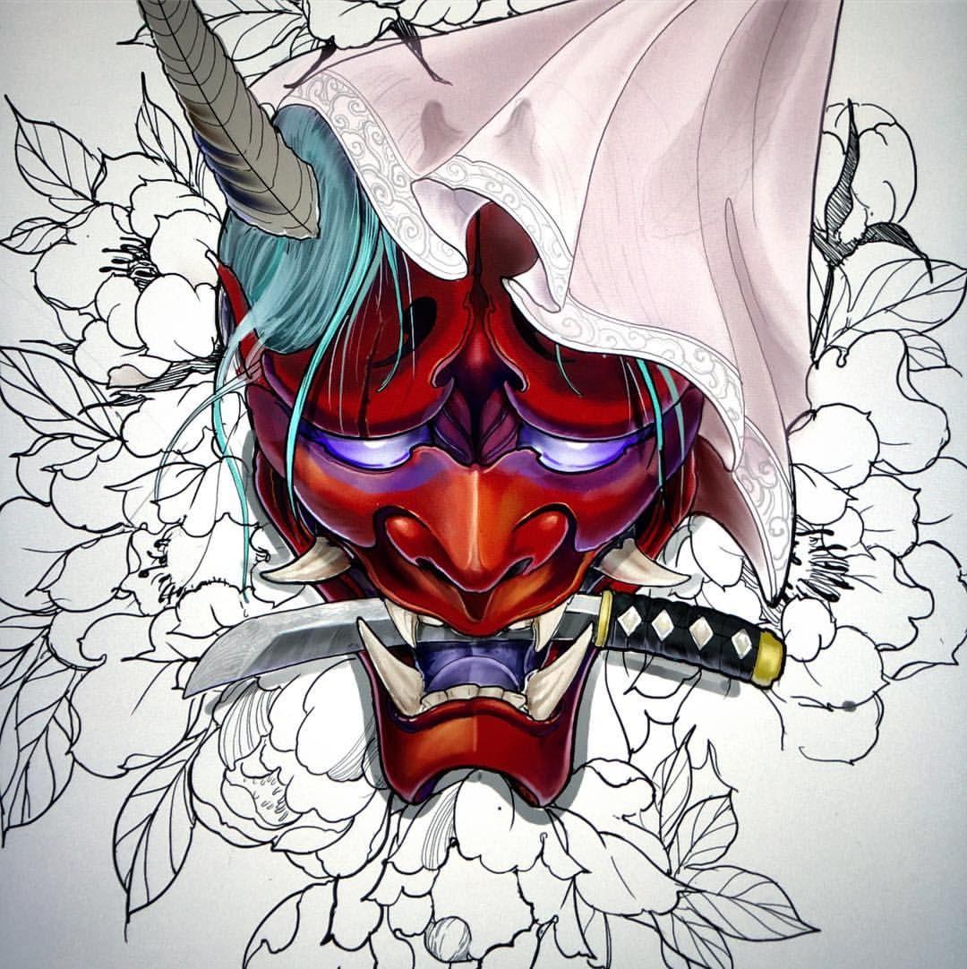 Картинки маски ханья чтобы