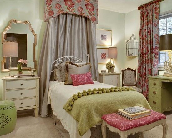 Little girls bedroom by McCroskey
