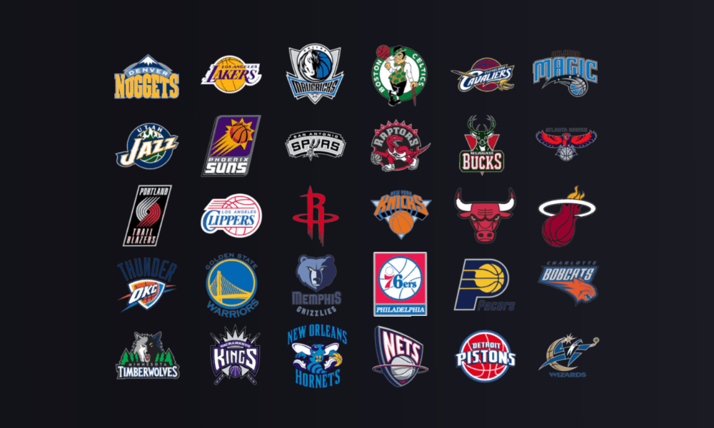 Nba Teams Wallpapers Top Free Nba Teams Backgrounds Wallpaperaccess In 2020 Nba Logo Team Wallpaper Nba
