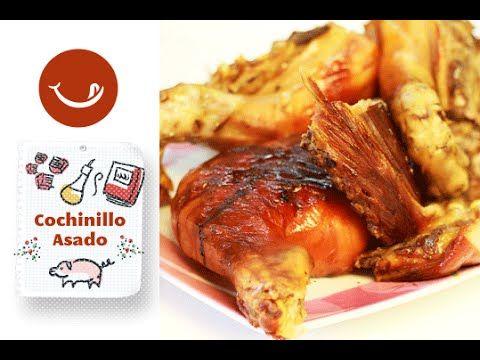 Cochinillo Segoviano Al Horno Receta Tradicional