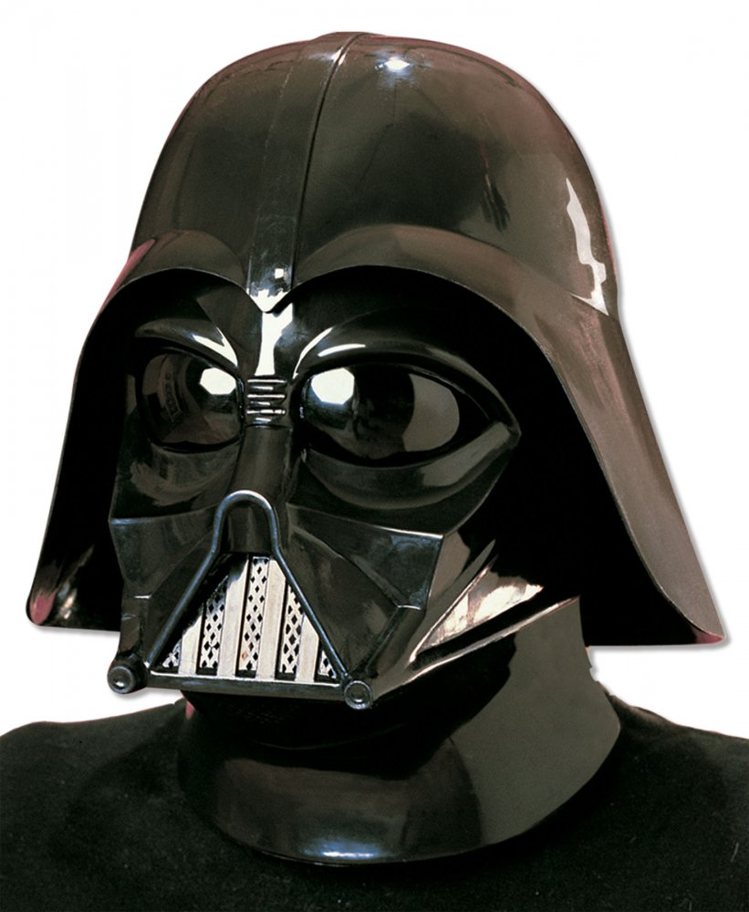 Darth Vader 2 Piece Mask Star Wars Classic In 2021 Darth Vader Mask Star Wars Masks Darth Vader Helmet