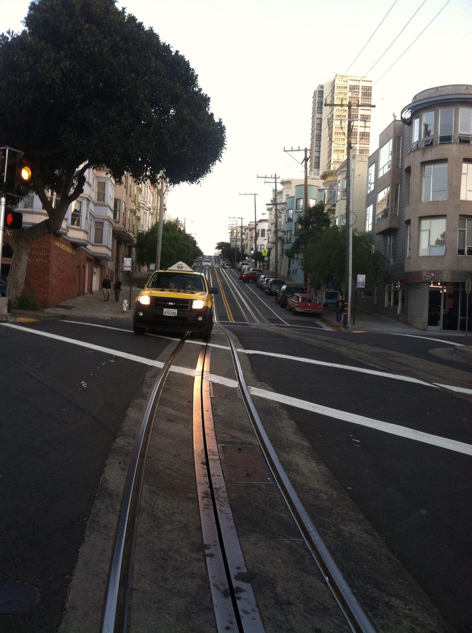Columbus Ave San Francisco