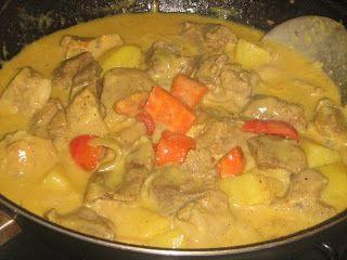 Pork Curry Mga Luto Ni Dennis At Iba Pa Filipino Foods