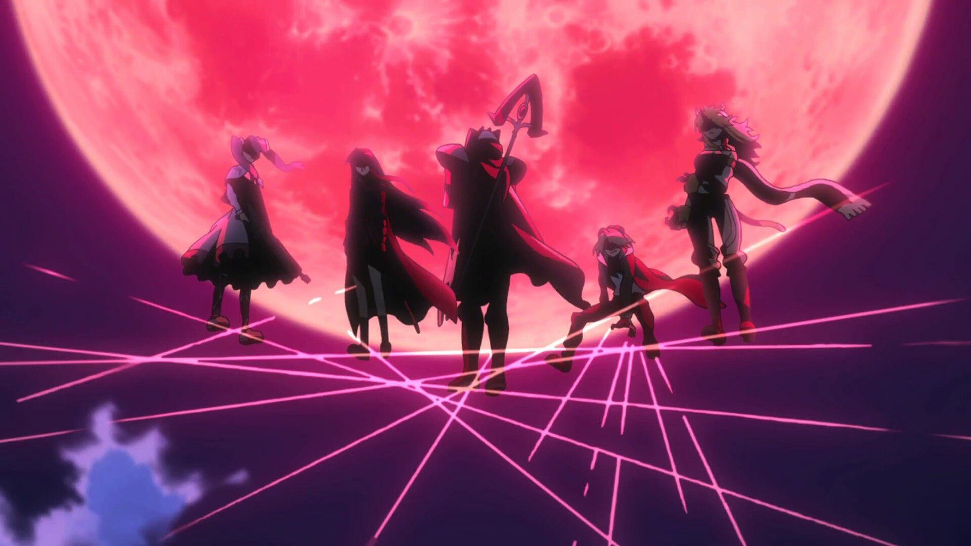 Holy Freak Night Raid Were Quite The Badasses Akame Ga Kill