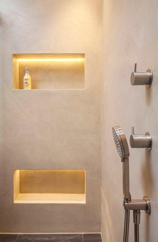 Ein fugenloses Bad gibt Ihrer Wohnung den letzten Schliff! – Badezimmer – ZENIDEEN