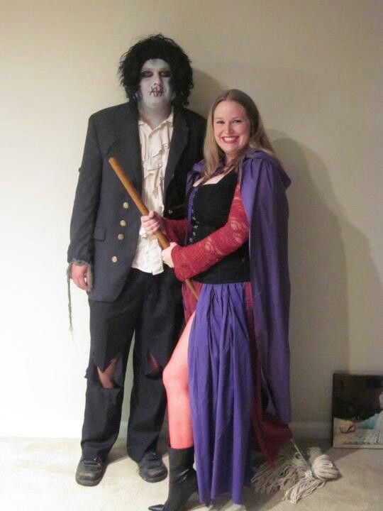 Billy and Sarah from Hocus Pocus Halloween costumes Pinterest - cool halloween costumes ideas