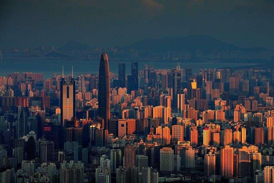 Shenzhen -  Guandong, na China.