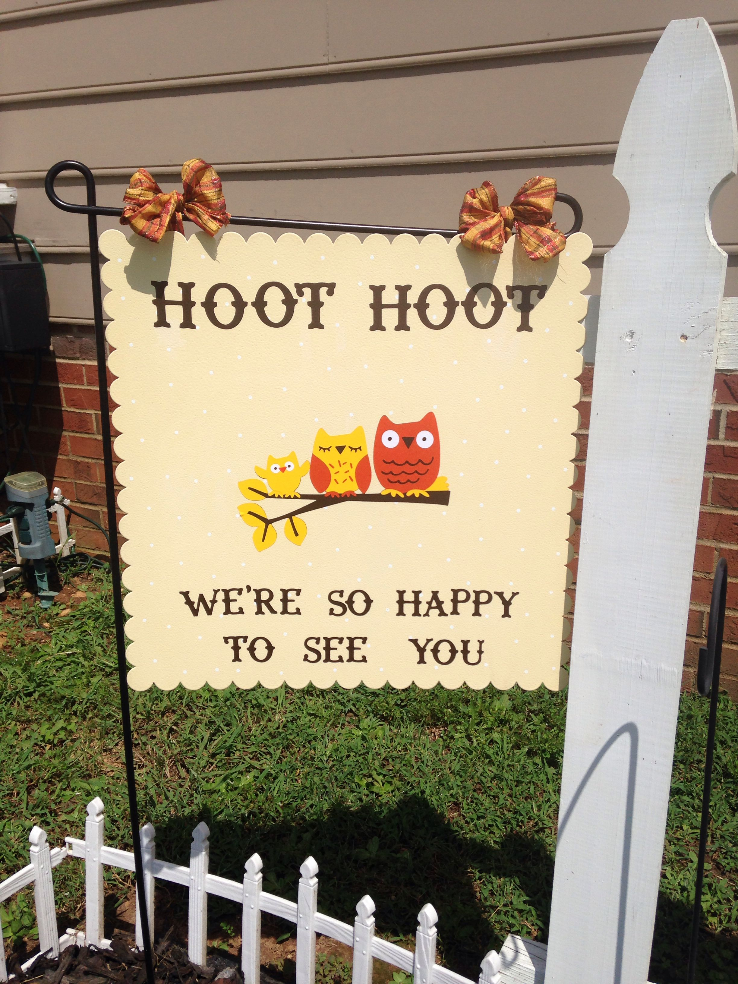how to make yard signs with cricut