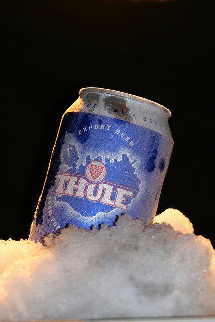Thule #beer ¿Sabías que #Islandia legalizó la #cerveza hace tan sólo 25 años? | Más sabiduría en curiositybeer.com