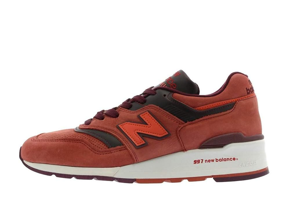 the latest b3a50 12d63 New Balance 997 Made in USA Red/Clay $140 Shipped on eBay ...