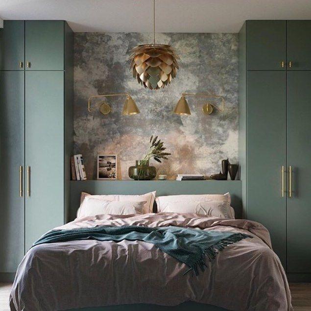 """Interior & Scandinavian Decor on Instagram: """"How gorgeous is this bedroom via @vitacopenhagen"""