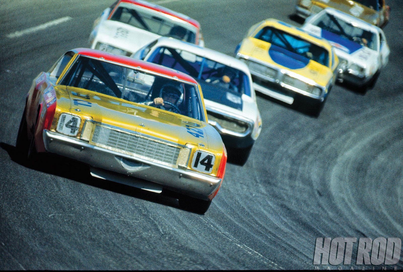 vintage nascar pics | Hrdp 1205 History Of When Stock Cars Nascar ...