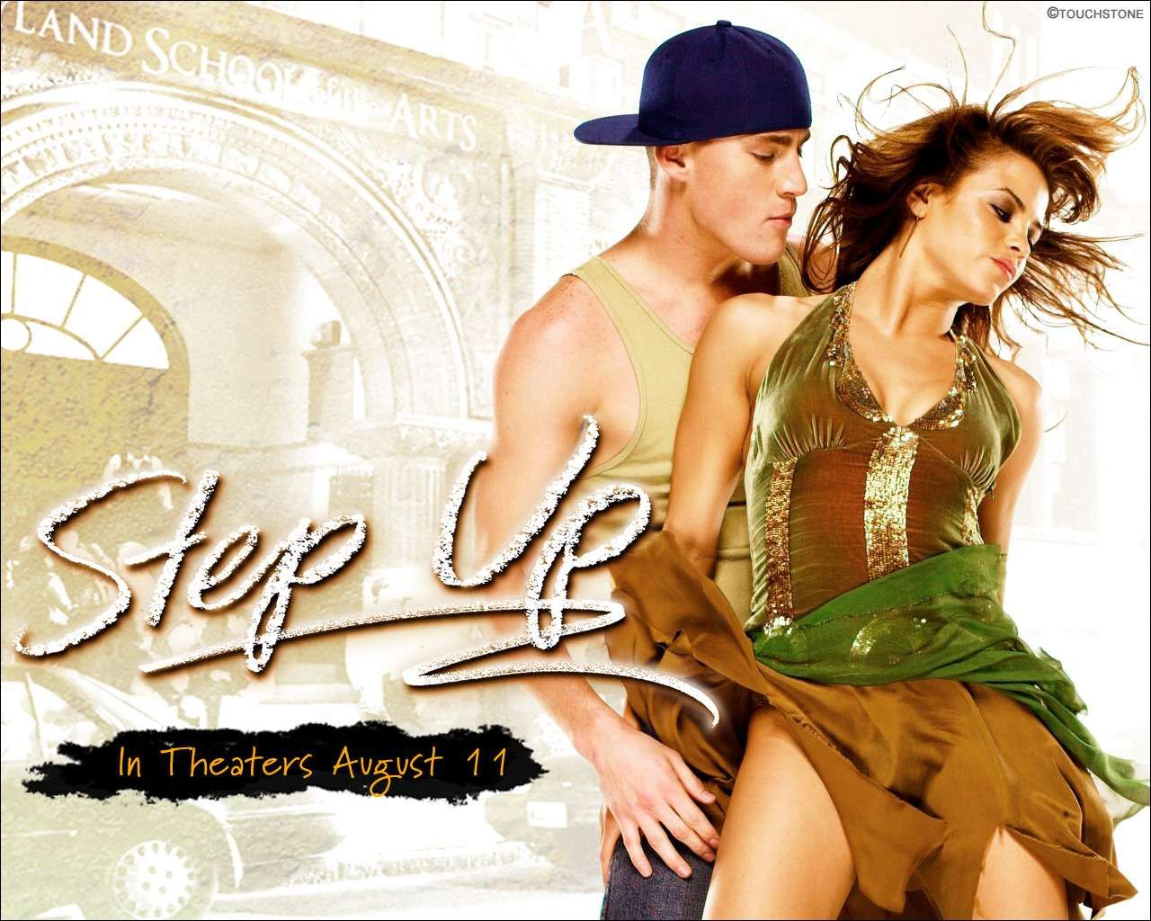 Step Up. They say that those who dance together, stay together and I love that it's true for Channing Tatum and Jenna Dewan.