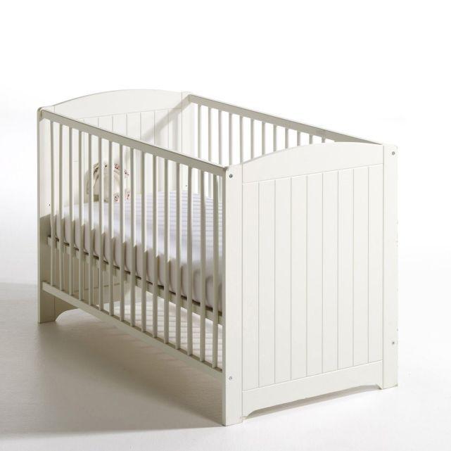 lit b b barreaux sans tiroir sommier modulable 3 hauteurs autre pas de tiroir 160 euros. Black Bedroom Furniture Sets. Home Design Ideas