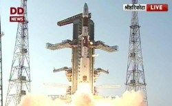 India S Fourth Navigational Satellite Successfully Launched Isro India Indian Space Research Organisation India