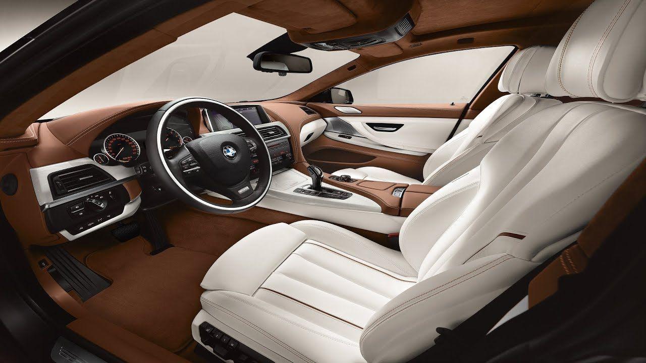 Bmw F06 640i Gran Coupe Individual Interior Design Bmw F06 640i