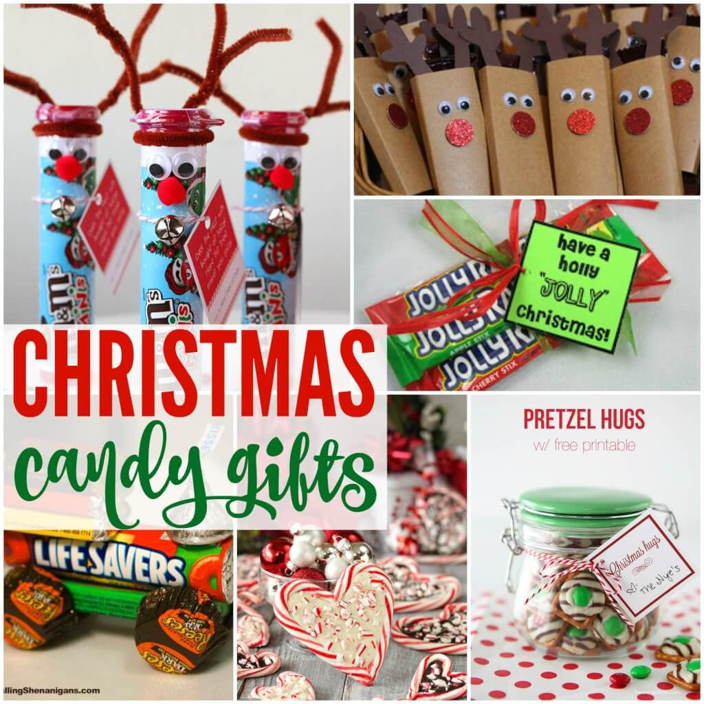 z-christmas-candy-square | Holiday Gift Ideas | Pinterest