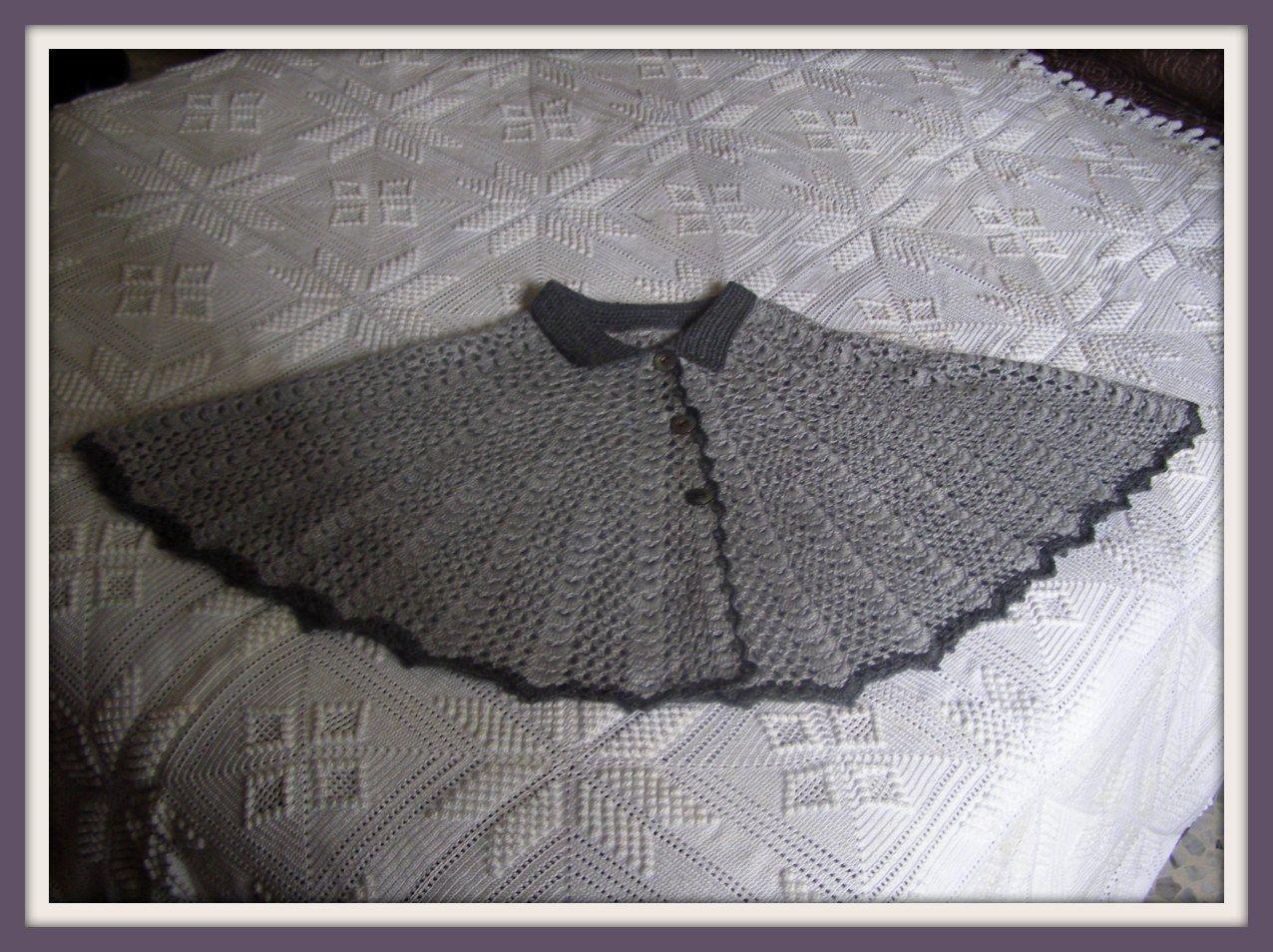 toquilla de abuela   COSAS DE AYER   Pinterest   Agujas de crochet ...