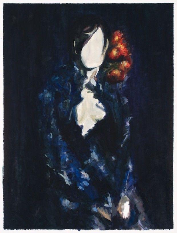 'Portrait of a woman' by Swain Hoogervorst