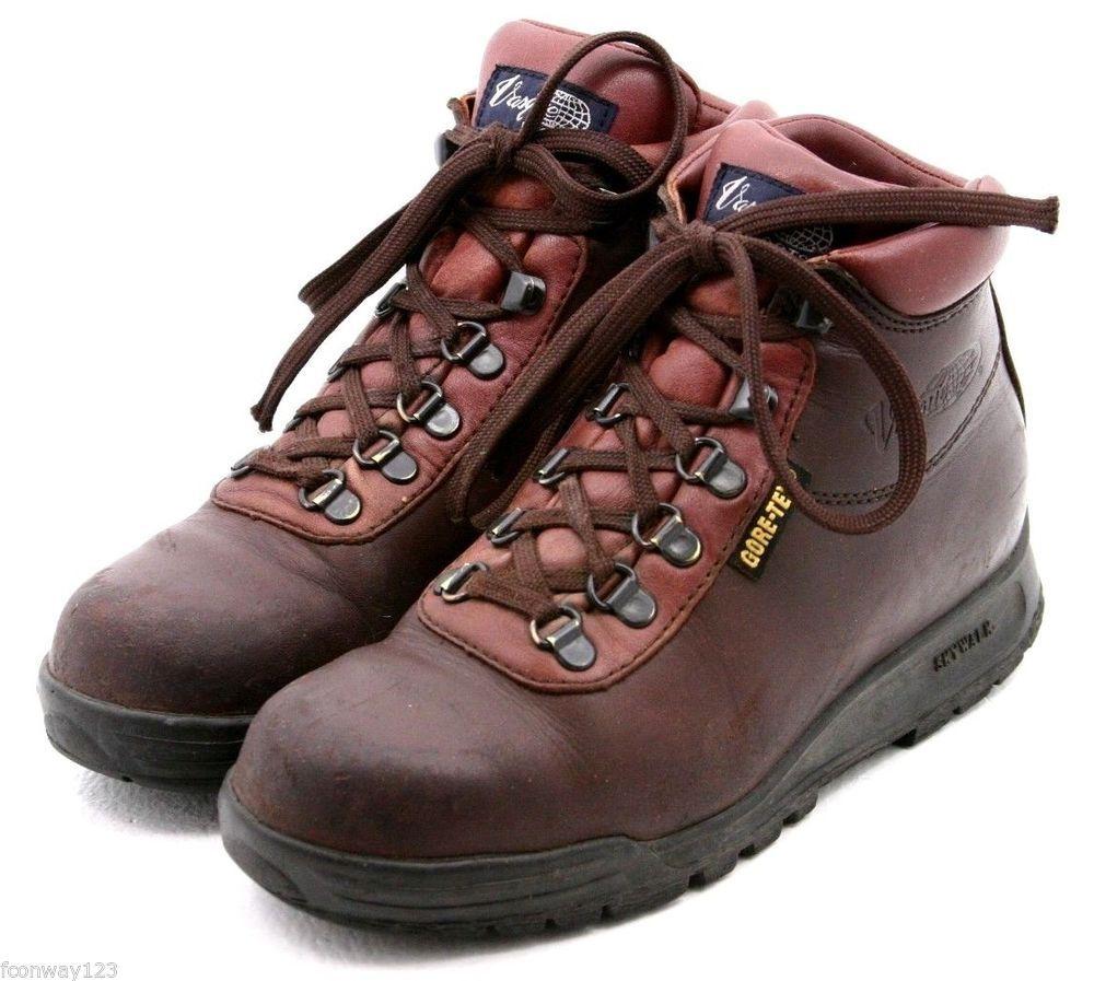 Vasque Sundowner womens mountaineering boots size 6 M hiking Gore ...