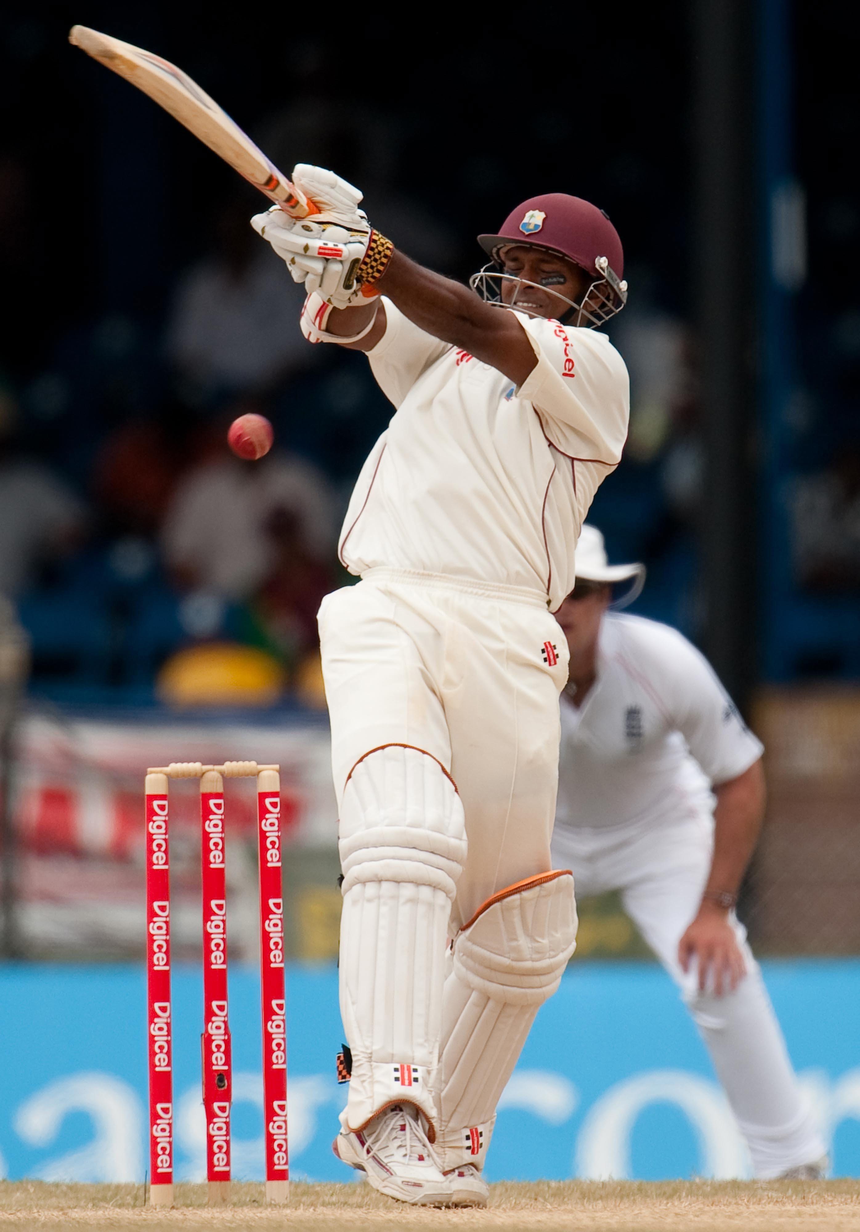 Shivnarine Chanderpaul West indies cricket team, Cricket