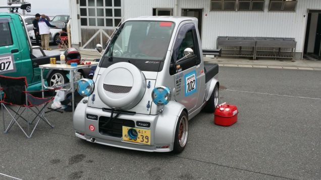 Japan S Kei Car Racing Scene Is Serious Pint Sized Fun With
