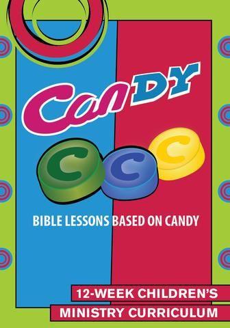 Candy 12-Week Children's Ministry Curriculum