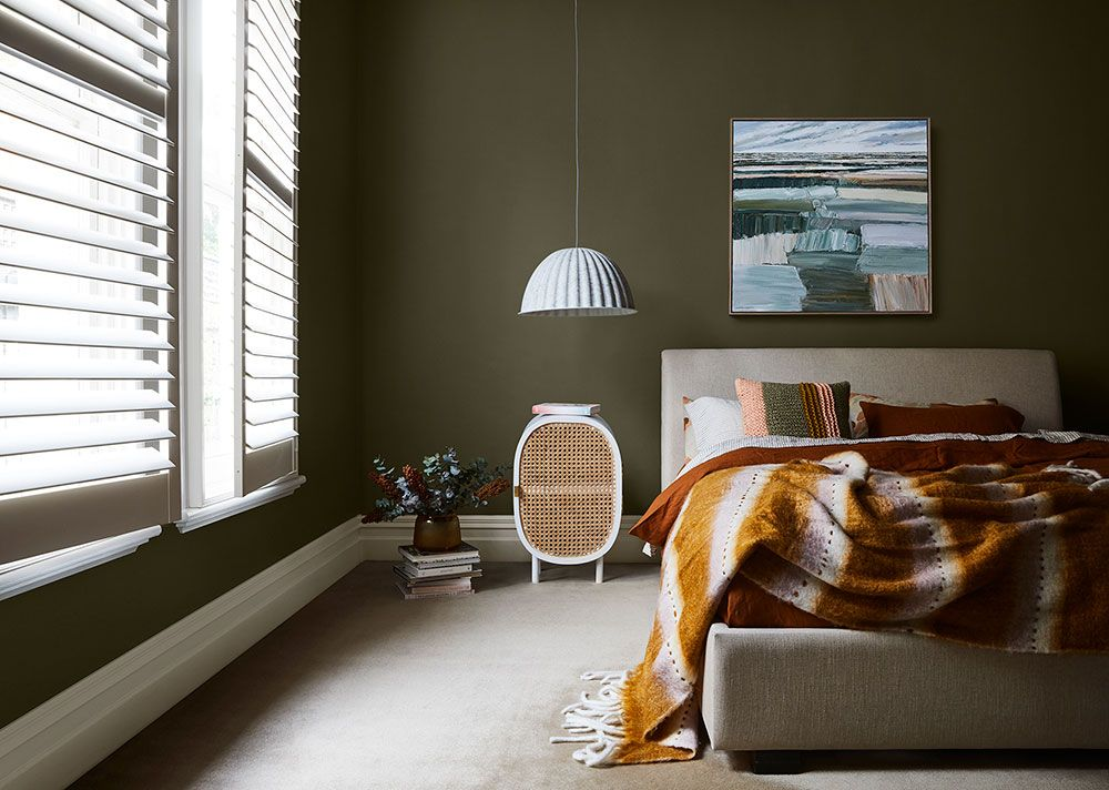 The Color Trends For 2021 Warm Comforting Hues And Bright Color Pops The Nordroom Dulux Bedroom Colours Trending Decor Living Room Color