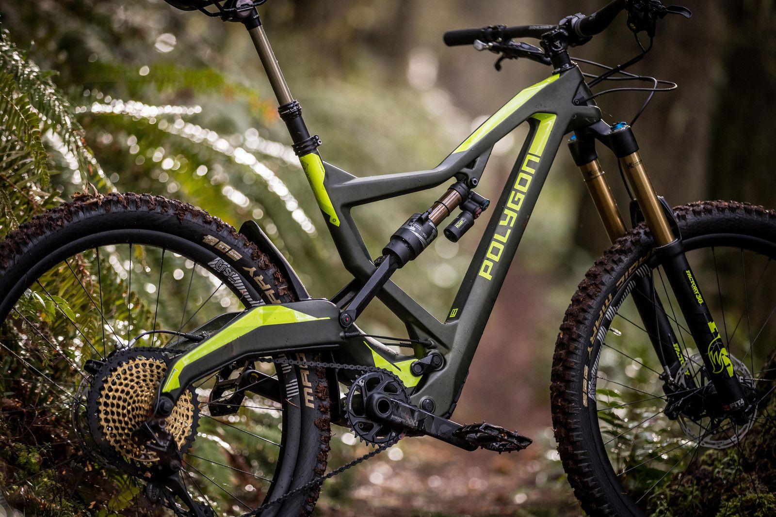 First Look Polygon Square One Ex Series Bikes Mt Bike Mtb Bike