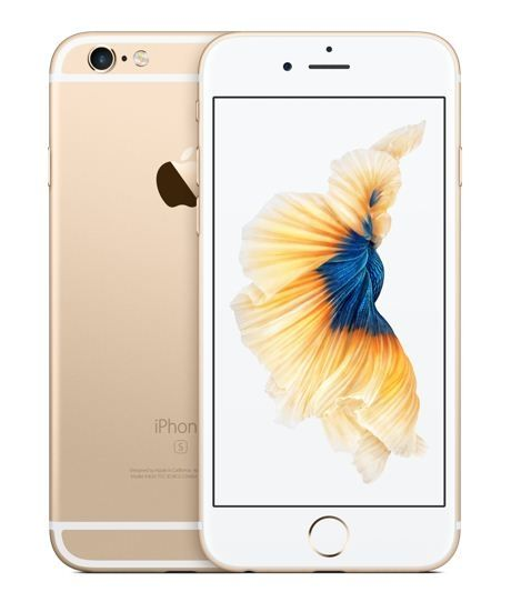 Apple Iphone 6s 128 Gb Gold Storefete Retail Iphone 6s Gold Apple Mobile Phones Apple Mobile