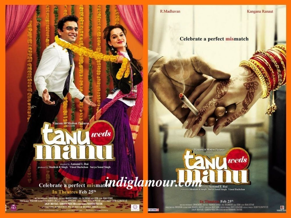 Why Tanu Weds Manu Returns First Look To Be Unveiled On Kangana Ranaut S Birthday Manu Bollywood Movie Wedding