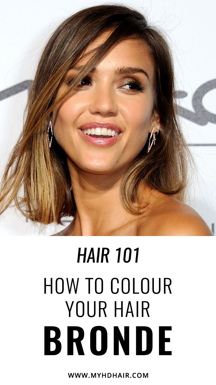 Hair 101 Bronde Everything You Need To Become The Colour How To