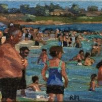 EBK | Leibenhaut [lot's of people in the water]