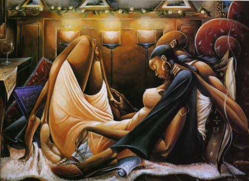 Frank Morrison   Art   Pinterest   More Frank morrison and African ...