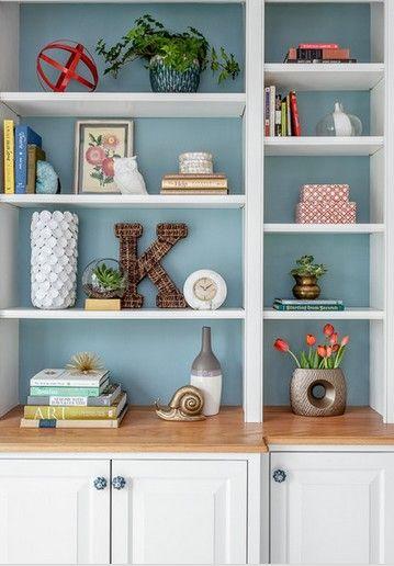 15 Unique Bookshelf Decorating Ideas Bookshelf Decor Home Office Design Decor