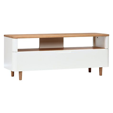 Ebbe Gehl for John Lewis Mira TV Stand for TVs up to 42\