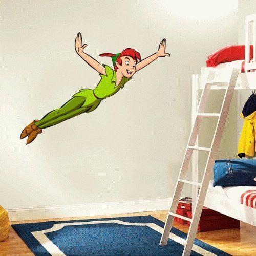 Peter Pan Cartoon Wall Decal Sticker 22\