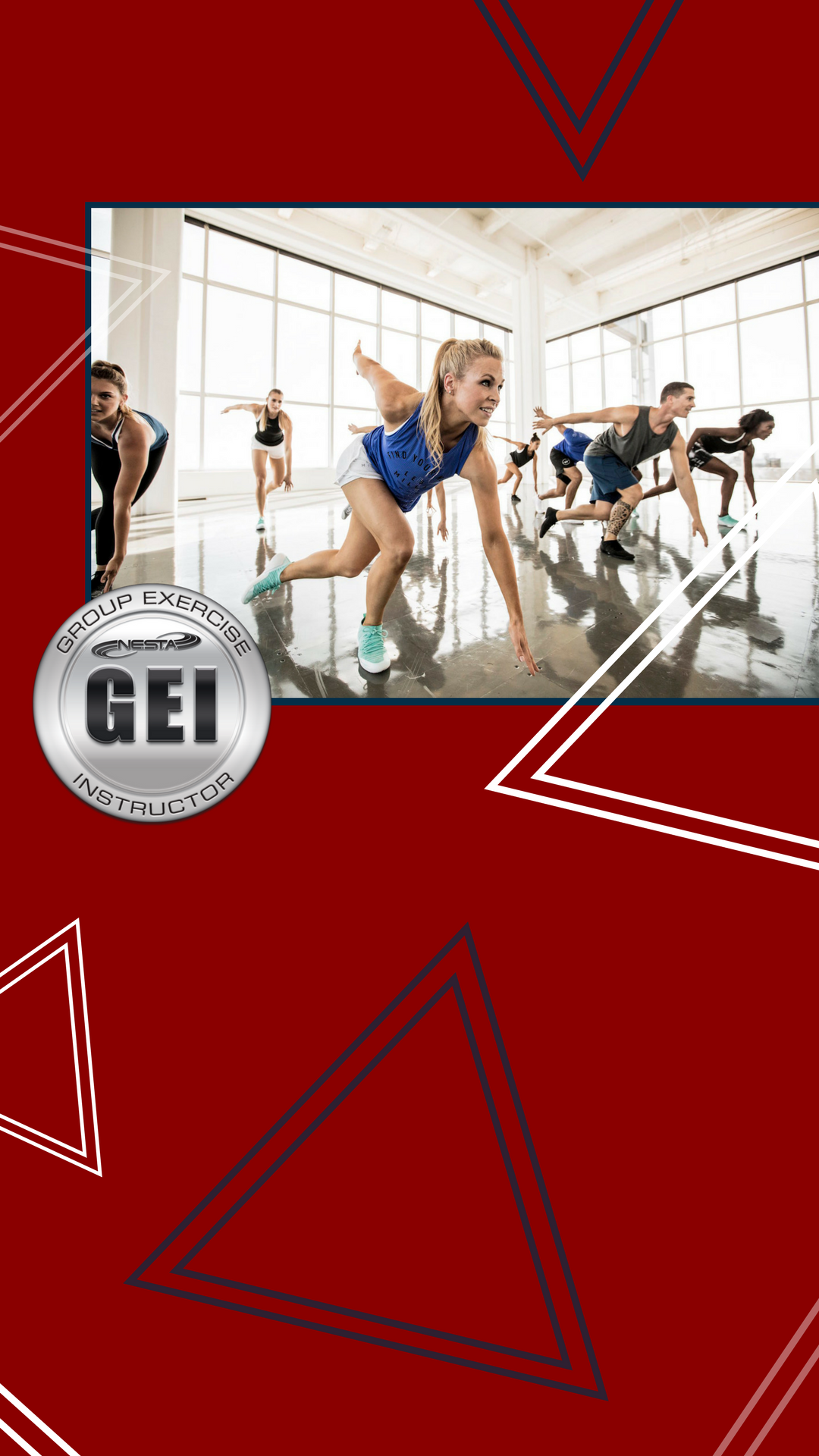 Group Exercise Instructor Certification Group Fitness Group And