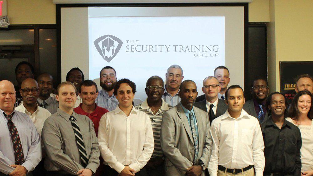The Security Training Group is Pembroke Pines FL premier