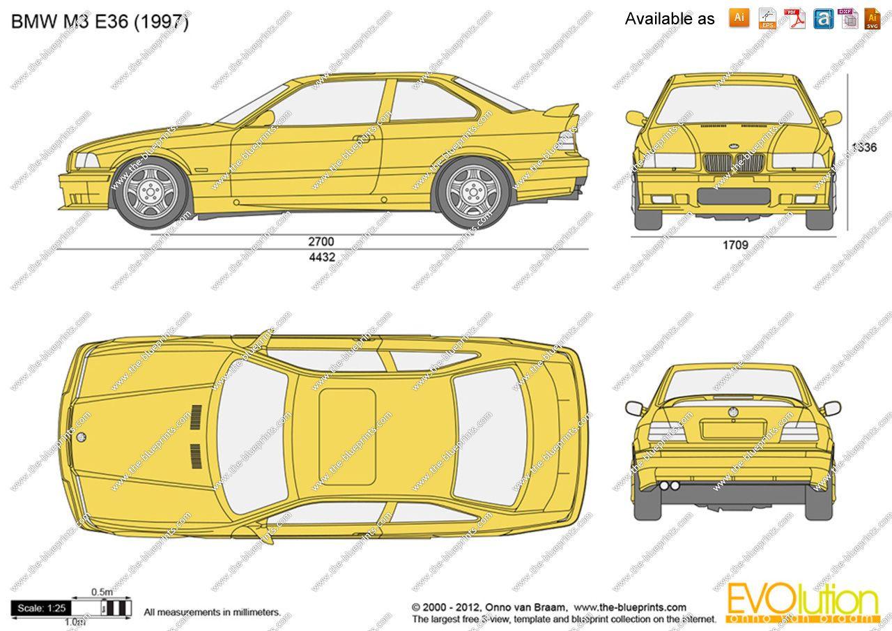 Bmw e36 blueprint google search blueprints pinterest bmw bmw e36 blueprint google search malvernweather Choice Image