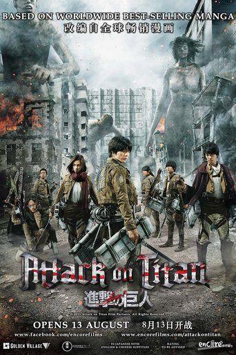 Watch Attack On Titan Online Free Putlocker Moviestv