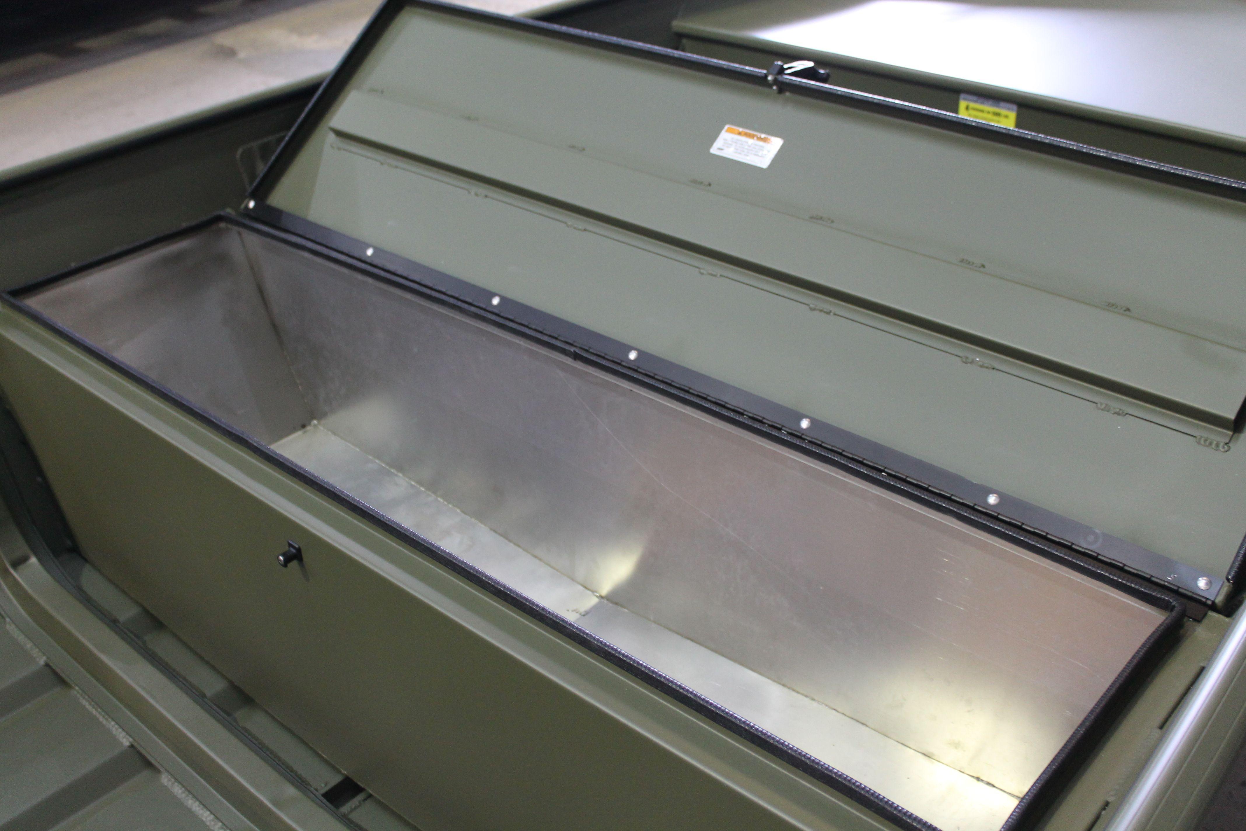 Image Result For Jon Boat Bench Seat Storage
