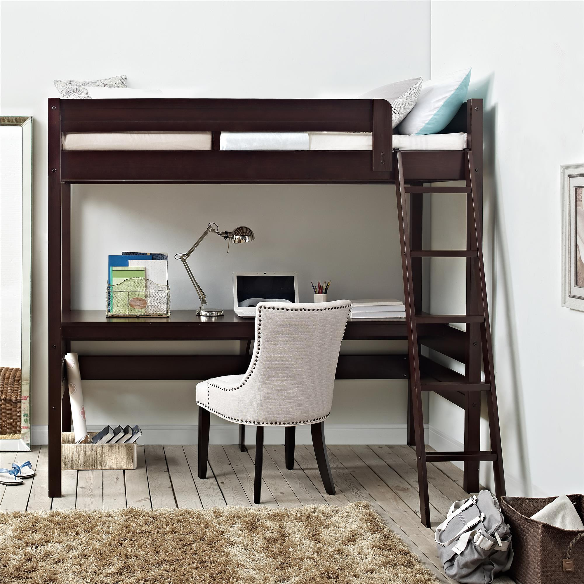 Best Loft Beds With Desk Designs Loft Bed Frame Bunk Bed With