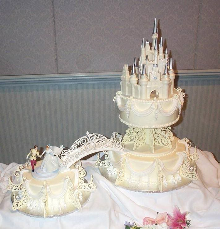 wedding cake bridge post your wedding cake the dis discussion forums 22091